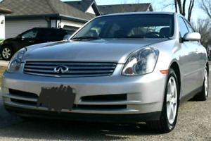 2003 Infiniti G35 - excellent condition