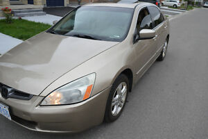 2004 Honda Accord V4 E-Tested