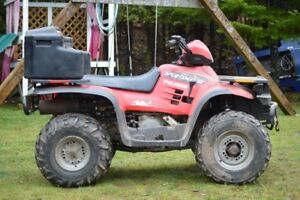 2001 Polaris 500 H O   for sale