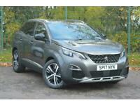 2017 Peugeot 3008 GT Line 1.2 PureTech 5dr Estate Petrol Manual