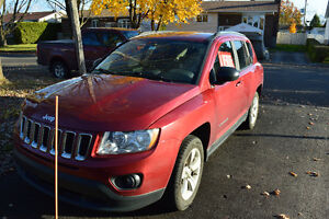 2011 Jeep Compass edition north