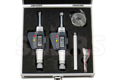 .472 - .787 Electronic Digital 3 Point Internal Micrometer Set