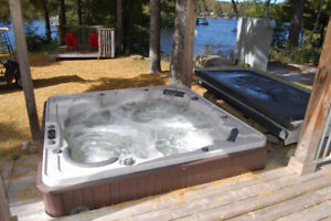 Luxury Hot Tub for Sale