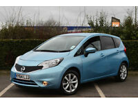 Nissan Note 1.2 DIG-S ( 98ps ) CVT 2013MY Acenta Premium