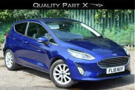 image for 2018 Ford Fiesta 1.0T EcoBoost Titanium X (s/s) 3dr Hatchback Petrol Manual
