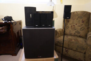 COMPLETE STEREO/HOMETHEATRE SYSTEM FOR SALE
