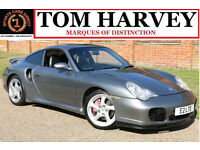 Porsche 911 3.6 996 Turbo Tiptronic S APPRECIATING CLASSIC! BARGAIN!! BE QUICK!