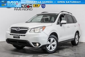 Subaru Forester Convenience MAGS+SIEGES.CHAUFFANTS+CAM.RECUL 201