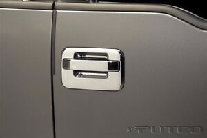 04-14 F150 Chrome Door Handles 35% OFF
