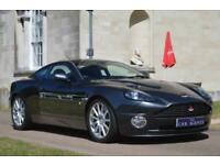 2007 Aston Martin Vanquish V12 S Semi Auto Coupe Petrol Automatic
