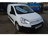 2011 CITROEN BERLINGO 1.6 HDi SUPERB CONDITION 1 PREVIOUS OWNER SERVICE HISTORY