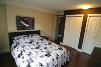 Beautiful, Furnished, 2-Bedroom Downtown Suite For Rent!