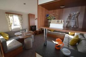 WILLERBY CALADONIA, 3 BEDROOM DOUBLE GLAZED AND CENTRAL HEATED, NEW, TN35 4NP