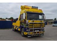 LEYLAND DAF FT 95.430 ATI Breakdown truck, Manual Fuel Pump, Manual Gearbox