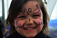 Maquilleuse pour fêtes d'enfants ! Animation,Ateliers créatifs!!