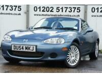 Mazda MX-5 1.8 Arctic Limited Edition 2dr