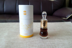 AJMAL Gazelle Deer Black Musk Oil Perfume Fragrance - 6ml