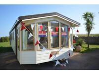 Static Caravan Dymchurch Kent 3 Bedrooms 8 Berth Willerby Aspen 2003 New Beach