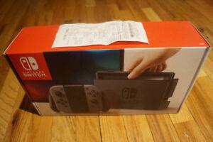 Nintendo Switch --NEW---GARANTIE 1 AN---NON-NEGO