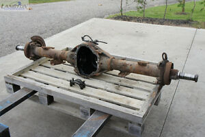 2001 Dana 80 Dually Disc Brake Axle Housing Dodge Ram Cummins