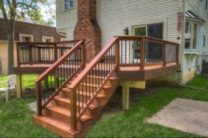 Fence/Deck Installations or Replacements