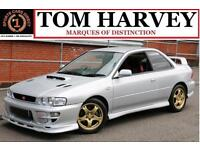 Subaru Impreza 2.0 TYPE R Ltd Edn,( STI WRX RA ) appreciating modern classic
