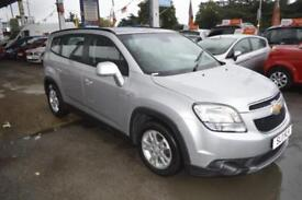 Chevrolet Orlando 2.0 VCDi ( 130ps ) 2011MY LT 7 SEAT ROOF DVD ONE OWNER