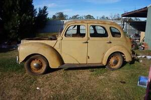 1959 Ford Prefect Sedan Denman Muswellbrook Area Preview