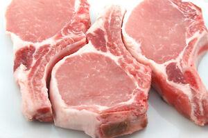 Fresh Berkshire pork