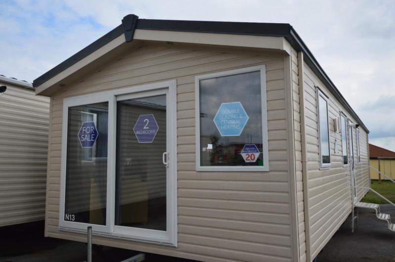 Static Caravan Whitstable Kent 2 Bedrooms 6 Berth Atlas Onyx 2017 Seaview