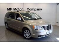 2008 08 CHRYSLER GRAND VOYAGER 2.8 CRD LIMITED 5D 161 BHP DIESEL AUTO 7ST
