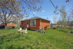 Cozy 1 bedroom house/cottage for rent on Sturgeon River
