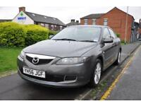 MAZDA 6 1.8 S 5DR PETROL ( PART SERVICE HISTORY)