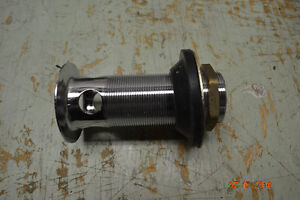 """2"""" x 4"""" short drain and overflow new"""