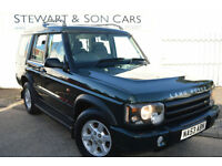 LAND ROVER DISCOVERY 2.5 TD5 GS DIESEL ESTATE