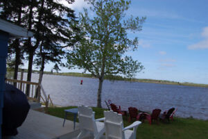 Stunning, Newly Renovated, Waterfront Cottages near Pugwash, NS