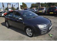 Ford Focus 1.8 125 2007.5MY Style MANUAL 5 DOORS