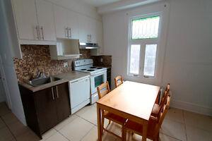4 chambres dans un appart- Le Plateau - Loyer 500 $ - 15 juillet