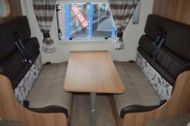 2015 BAILEY APPROACH AUTOGRAPH 765 6 BERTH 6 TRAVELING SEATS 2.2 DIESEL 6 SPEED
