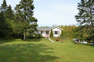 Bungalow on 2.98 acres with In-Law Suite (Income Potential)