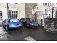 Edinburgh City Centre Parking Space - North Clyde Street Lane