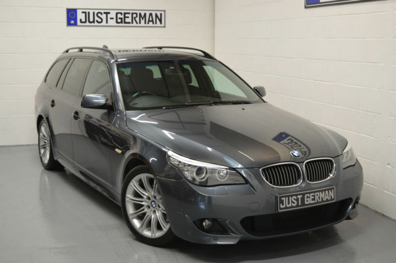 58 bmw 5 series 525d 3 0 m sport touring diesel lci. Black Bedroom Furniture Sets. Home Design Ideas