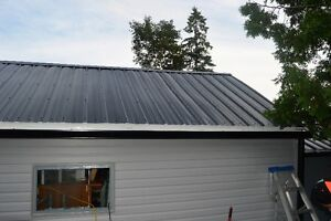Top Qualiy Steel, Shingle Roofing and Home Renovations