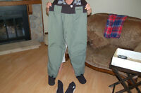 Sedge Waders and Shoes
