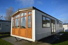 Static Caravan Rye Sussex 2 Bedrooms 6 Berth Cosalt Strathmore 2005 Rye Harbour
