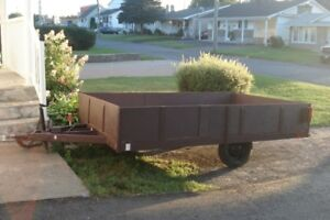 belle remorque strong trailer 6'3'' x 9'10''