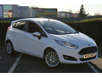 Ford Fiesta 1.0 ( 100ps ) EcoBoost ( s/s ) 2013.25MY Titanium