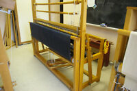 "60"" Nilus Leclerc 4-Shaft Counter-Balance Loom"