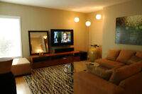 SaskatoonSuites.ca: 2-Bed/1-Bath Fully Furnished House, May 19th