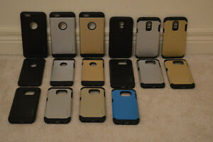 Huge Sale!! Spigen Slim Armor Cases for iPhone & Samsung